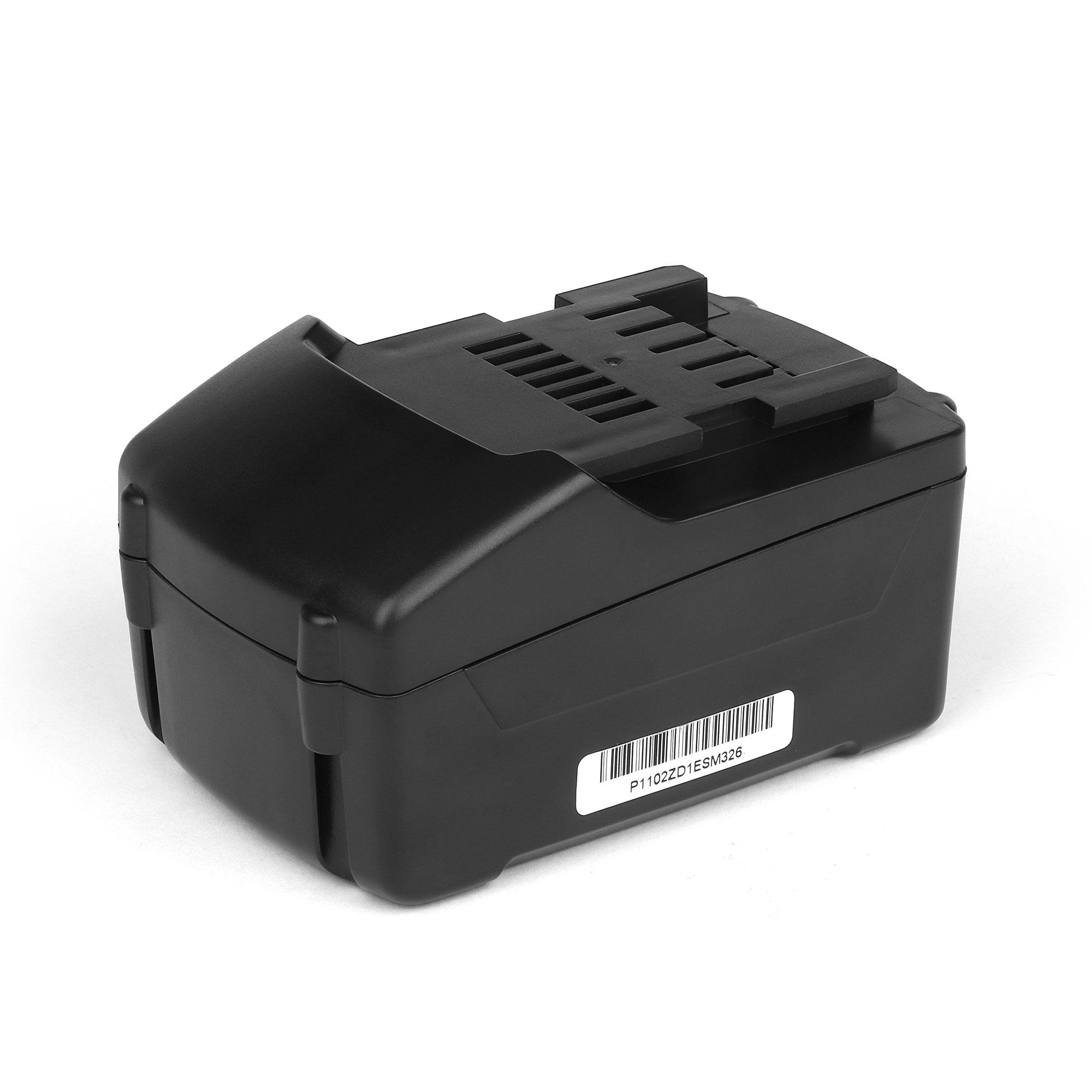 Аккумулятор для инструмента TopON Metabo 18V 3.0Ah (Li-Ion) PN: 6.25455, 6.25457, 6.25459, 6.25468.TOP-PTGD-MET-18-3.0ВНИМАНИЕ!!! Товар сертифицирован!!! Соответствует стандартам безопасности ГОСТ 12.2.007.12-88. Аккумуляторы TopOn для электроинструментов – это аккумуляторы хорошего качества и высокой надёжности. Приобретая продукцию TopOn, вы получаете: 1. Производство из качественных комплектующих. 2. Полную совместимость с заявленным устройством. 3. Оснащение фирменной защитой (от перегрева, перегрузки, перезаряда и переразряда, от перегрузки и от скачков напряжения сети). 4. 6 месяцев гарантии. В отличие от многочисленных подделок, в аккумуляторах TopOn присутствуют и правильно настроены все необходимые для нормальной и безопасной работы электронные схемы защиты. В случае возникновения проблем в работе аккумулятора в течение полугода - вы можете рассчитывать на отсутствие сложностей при осуществлении гарантийных обязательств.