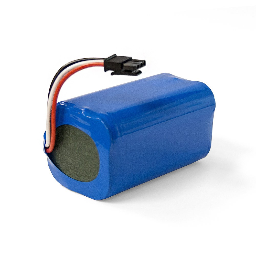 Аккумулятор для пылесоса TopON iClebo Arte YCR-M05, Pop YCR-M05-P, Smart YCR-M05-10. 14.4V 3400mAh Li-ion. PN: EBKRWHCC00978, EBKRTRHB000118-VE.