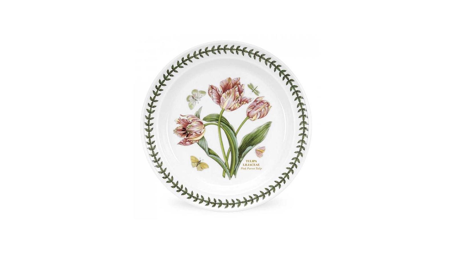 Тарелка Portmeirion PRT-BG05052-35, Фаянс закладки ботанический клуб