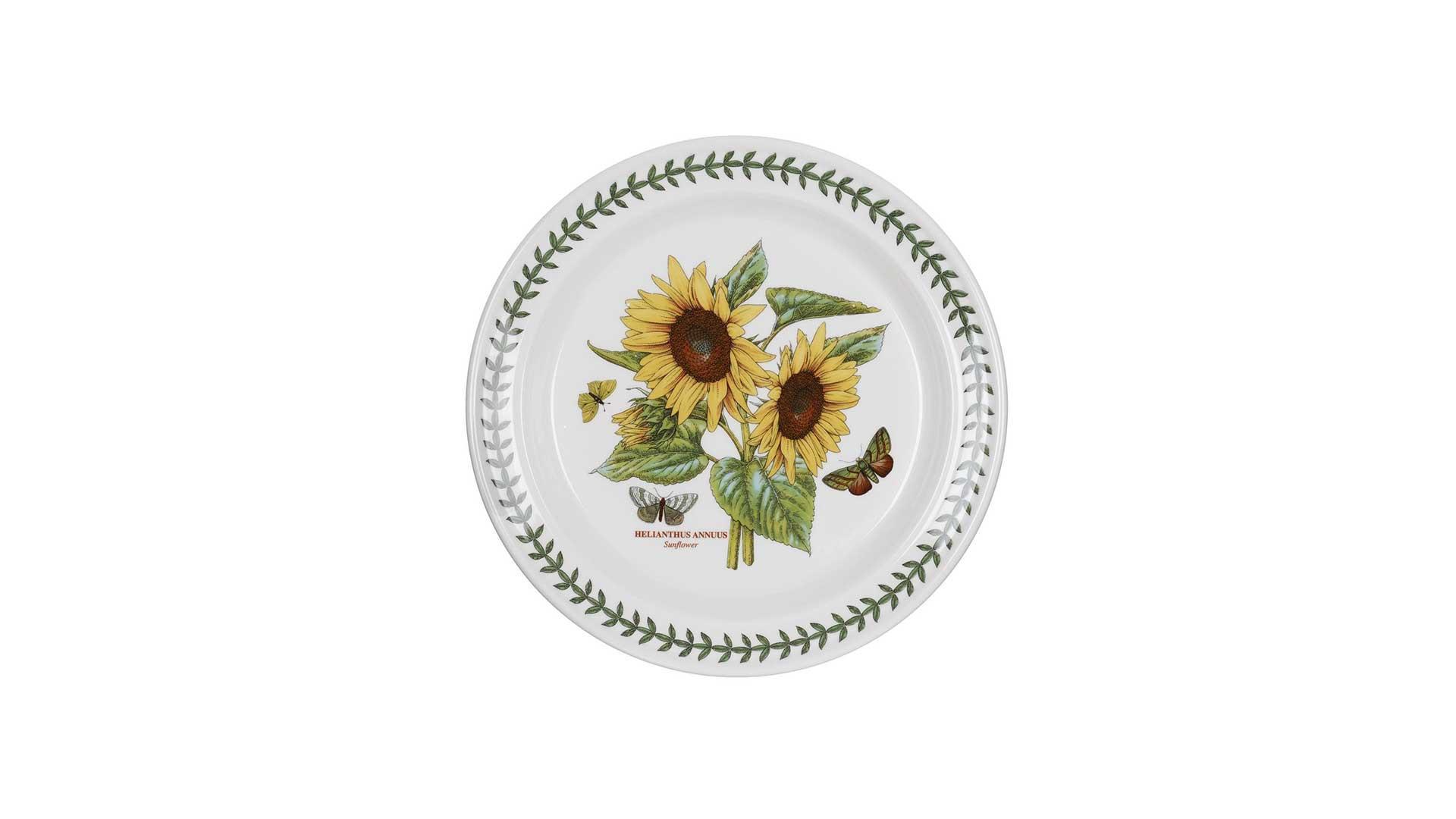 Тарелка Portmeirion PRT-BGSU05052-38, Фаянс закладки ботанический клуб