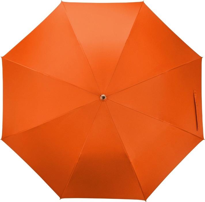 Зонт Oasis «Silver Color», 989048, оранжевый, серебристый зонт oasis майорка зеленый серебристый