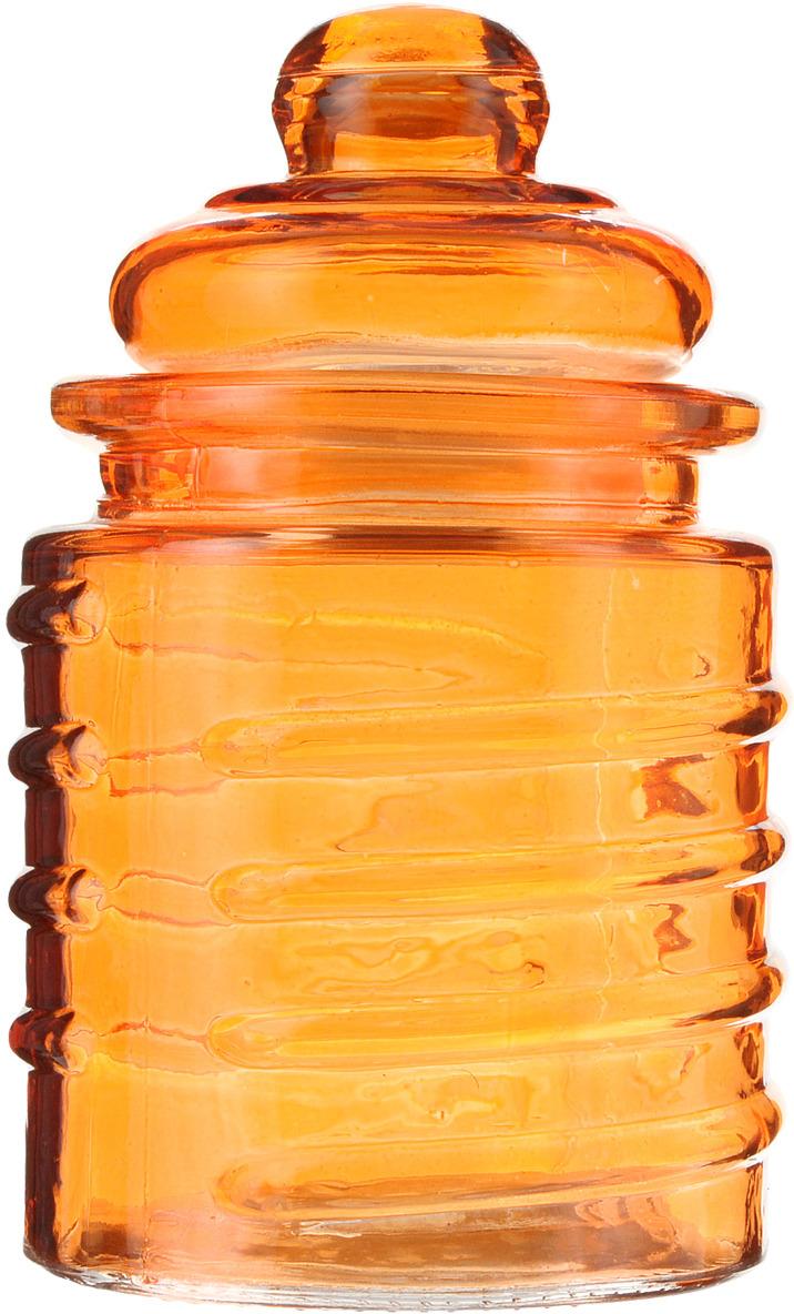 Банка для сыпучих продуктов Mayer & Boch, 27080-4, оранжевый, 250 мл27080-4Банка для сыпучих продуктов MAYER&BOCH выполнена из высококачественного стекла. Банка предназначена для хранения различных сыпучих продуктов. Стеклянная крышка со вставкой плотно закрывается и препятствует проникновению влаги и посторонних запахов. Необычная и оригинально оформленная банка украсит любую кухню. Изделие не впитывает запахи и легко моется.