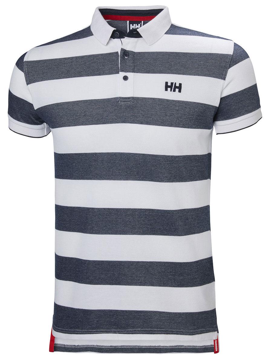 Поло Helly Hansen Marstrand Polo поло мужское nike nsw polo pq matchup цвет белый 909746 100 размер s 44 46