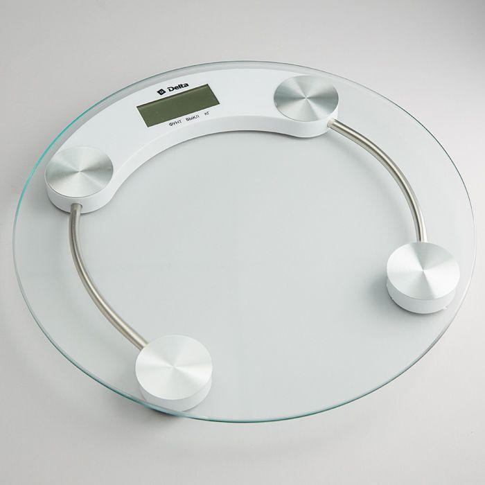 Напольные весы Delta D-9300, электронные, прозрачный весы напольные delta d 9227 бабочка