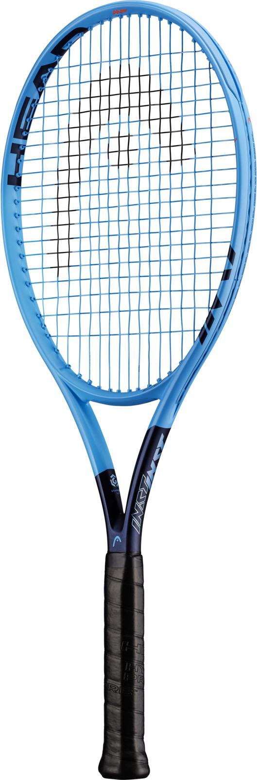 Ракетка теннисная Head Graphene 360 Instinct MP, голубой, черный, ручка 3 head ti instinct supreme