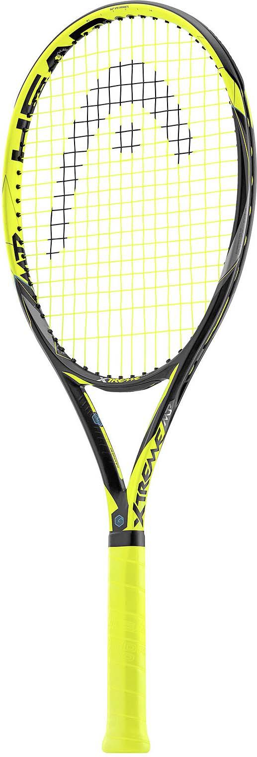 Ракетка теннисная Head Graphene Touch Extreme MP, желтый, черный, ручка 3 теннисная ракетка prince 7t35