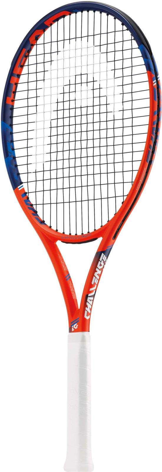 Ракетка теннисная Head IG Challenge MP, оранжевый, ручка 2 теннисная ракетка prince 7t35