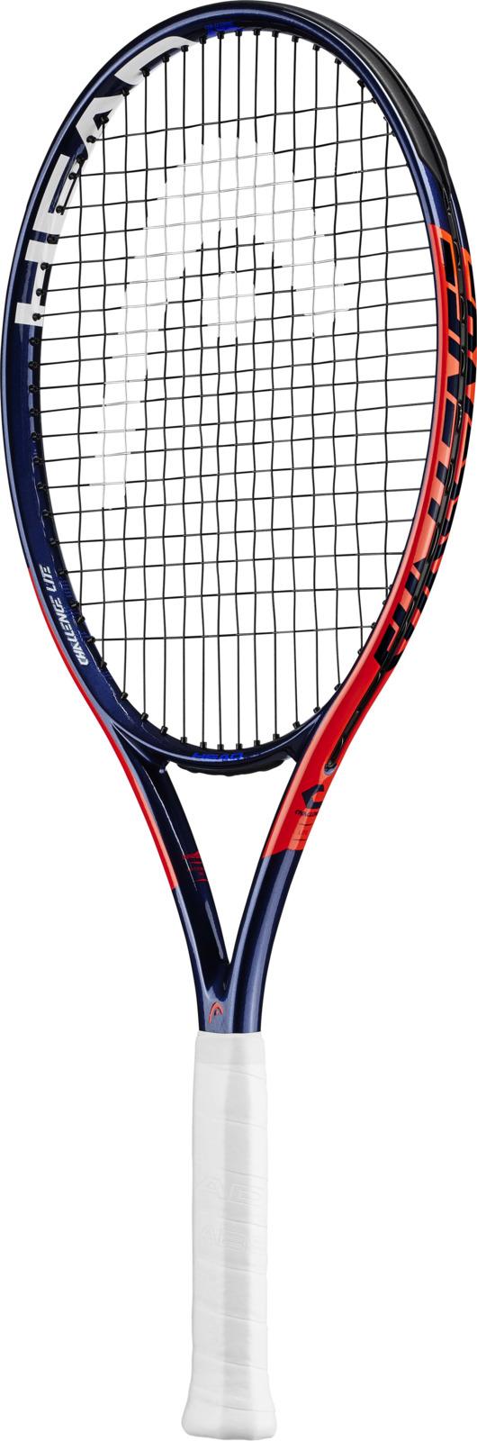 Ракетка теннисная Head IG Challenge Lite, оранжевый, ручка 1 теннисная ракетка prince 7t35