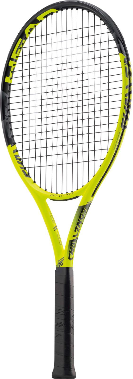 Ракетка теннисная Head IG Challenge Lite, желтый, ручка 1 теннисная ракетка prince 7t35