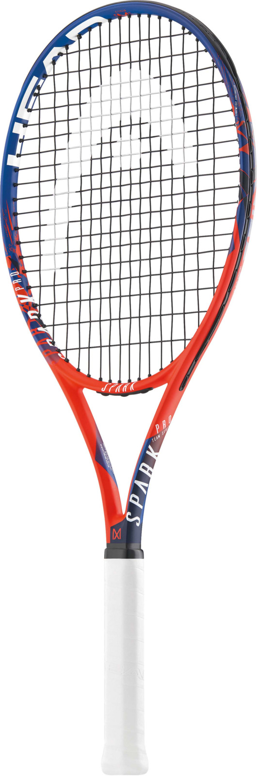 Ракетка теннисная Head MX Spark Pro, оранжевый, ручка 2 теннисная ракетка prince 7t35