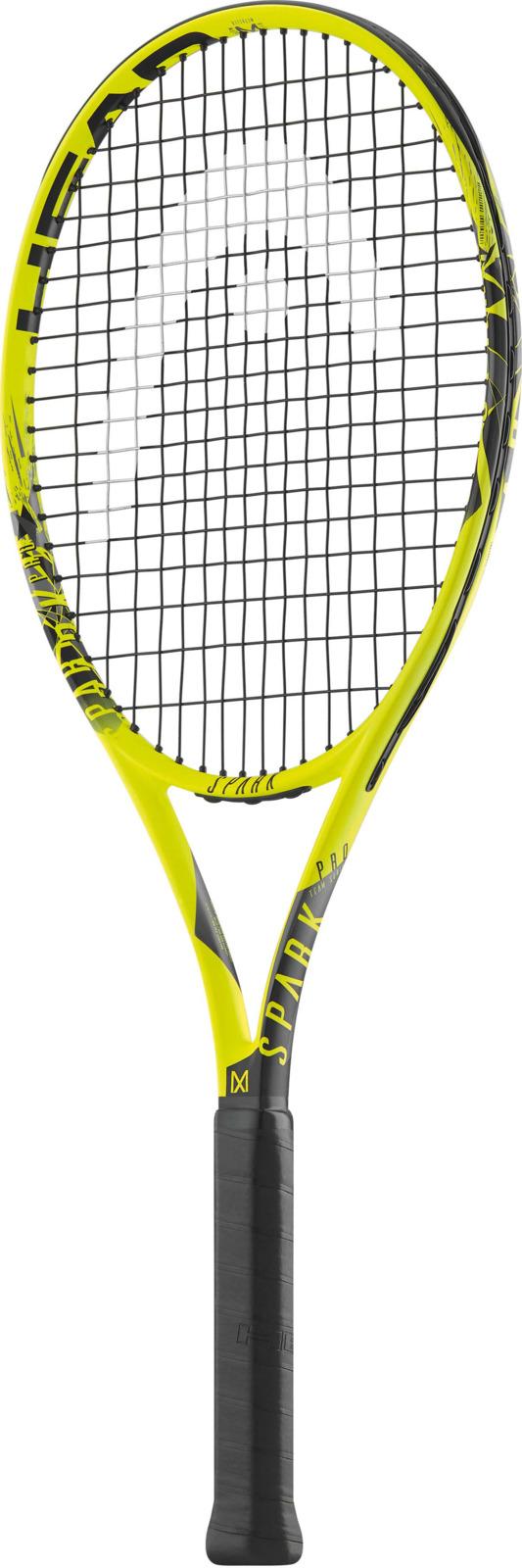 Ракетка теннисная Head MX Spark Pro, желтый, ручка 2 теннисная ракетка prince 7t35