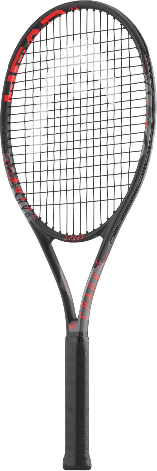 Ракетка теннисная Head MX Spark Elite, черный, ручка 2 ракетка теннисная для взрослых drive team