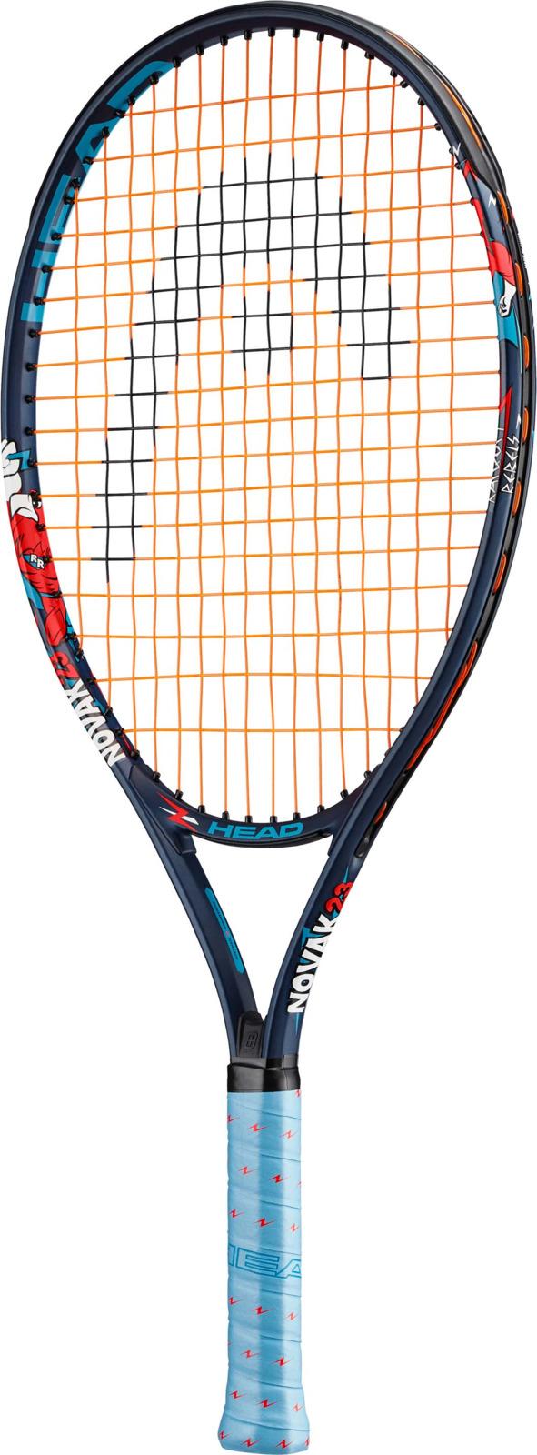 цены Ракетка теннисная Head Novak 23, синий, ручка 6