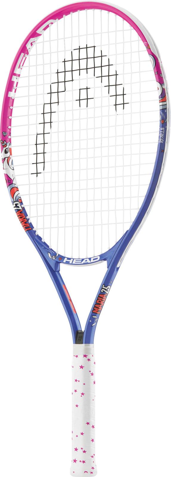 Ракетка для тенниса детская Head Maria 25, розовый, ручка 7