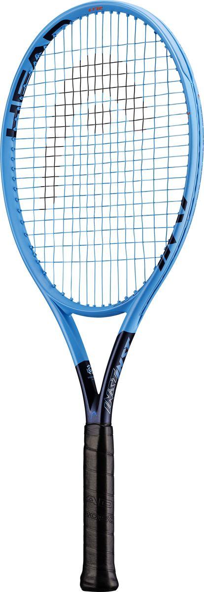 Ракетка теннисная Head Graphene 360 Instinct Lite, голубой, черный, ручка 2 head ti instinct supreme