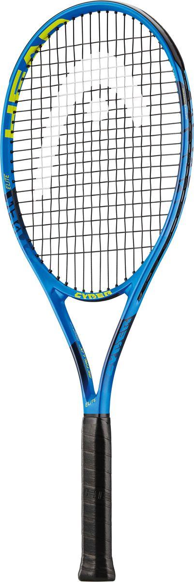 Ракетка теннисная Head MX Cyber Elite, синий, ручка 2 blueweld omegatronic 400ce