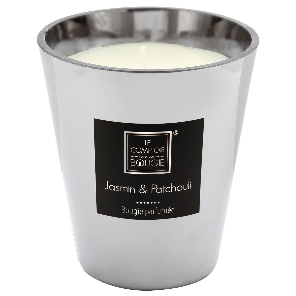 Ароматическая свеча Jasmin and Patchouli, 350 гр. свеча ароматизированная arome enjoy 136582a