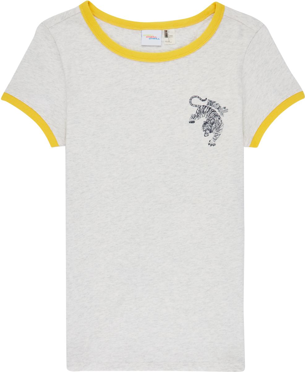 Футболка O'Neill футболка женская o neill lw brooklyn banks t shirt цвет светло серый 9a7310 8101 размер m 46 48