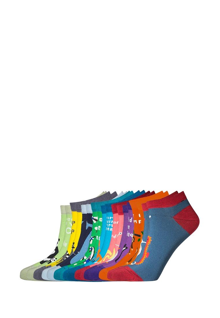 лучшая цена Комплект носков Big Bang Socks, 9 шт