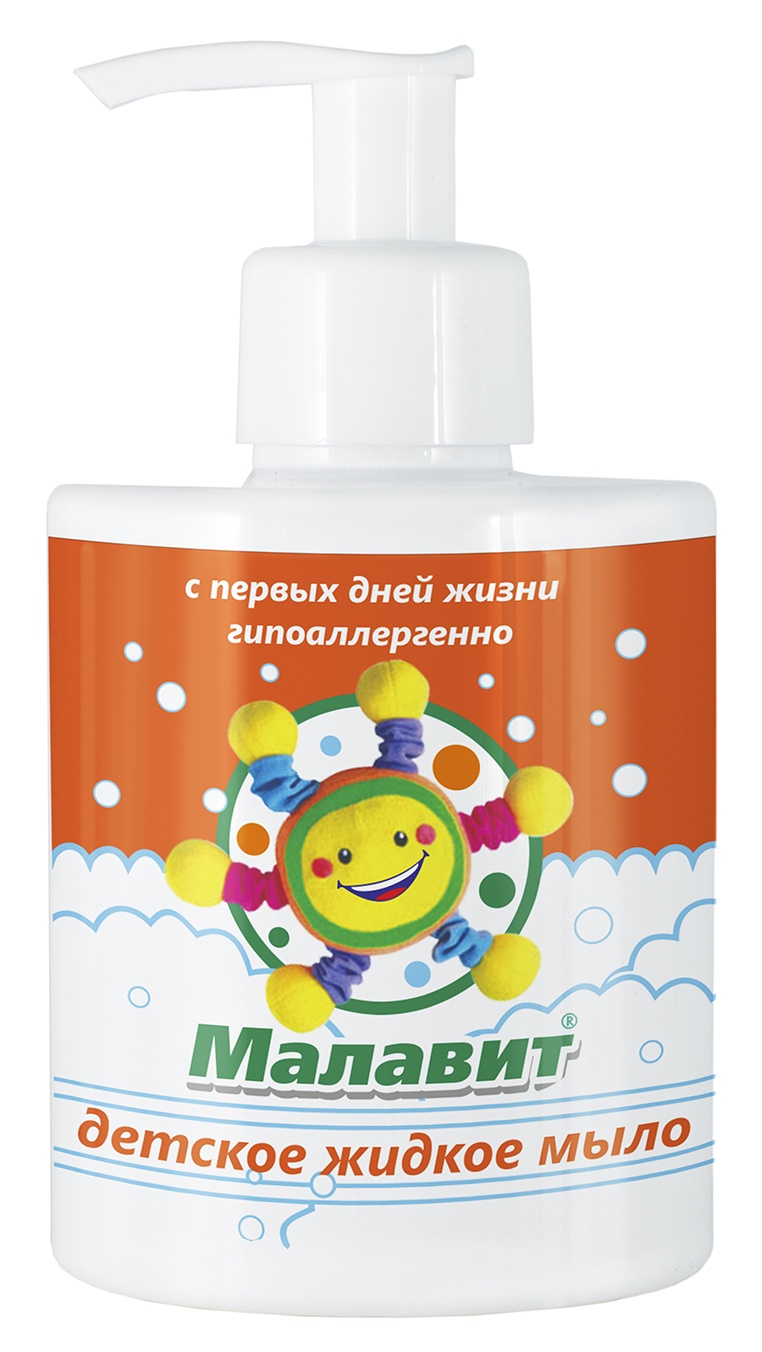 "Жидкое мыло ""Малавит"" СОЛНЫШКО"