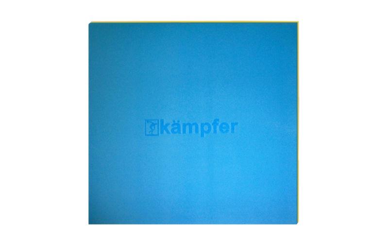 цена на Мат Kampfer татами blue, синий, желтый