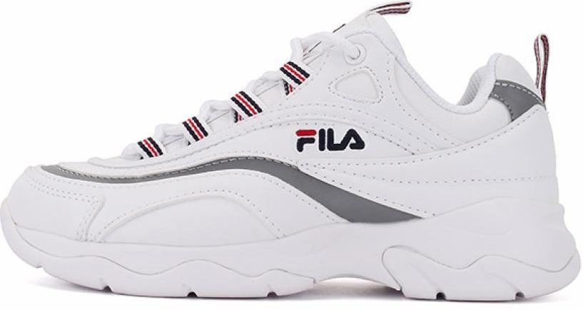 Кроссовки Fila Fila Ray кроссовки мужские fila fila ray цвет черный 1rm00577 001 размер 10 5 43 5