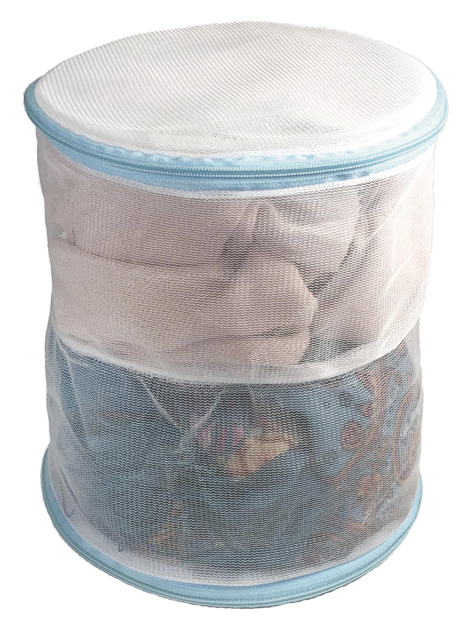 Мешок для стирки UniStor Мешок-сетка для деликатной стирки, Полиэстер, Пластик fly lady мешок д деликатной стирки fl 402