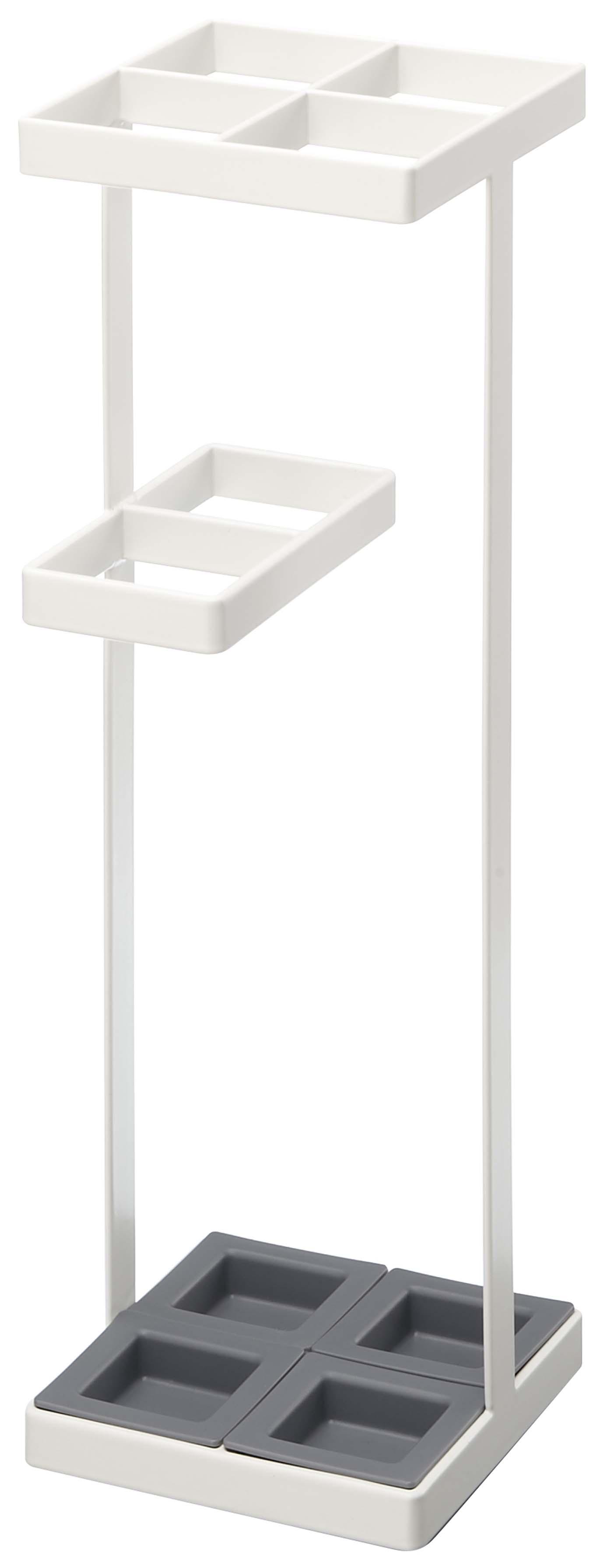 Подставка для зонтов Yamazaki TOWER UMBRELLA STAND, белый