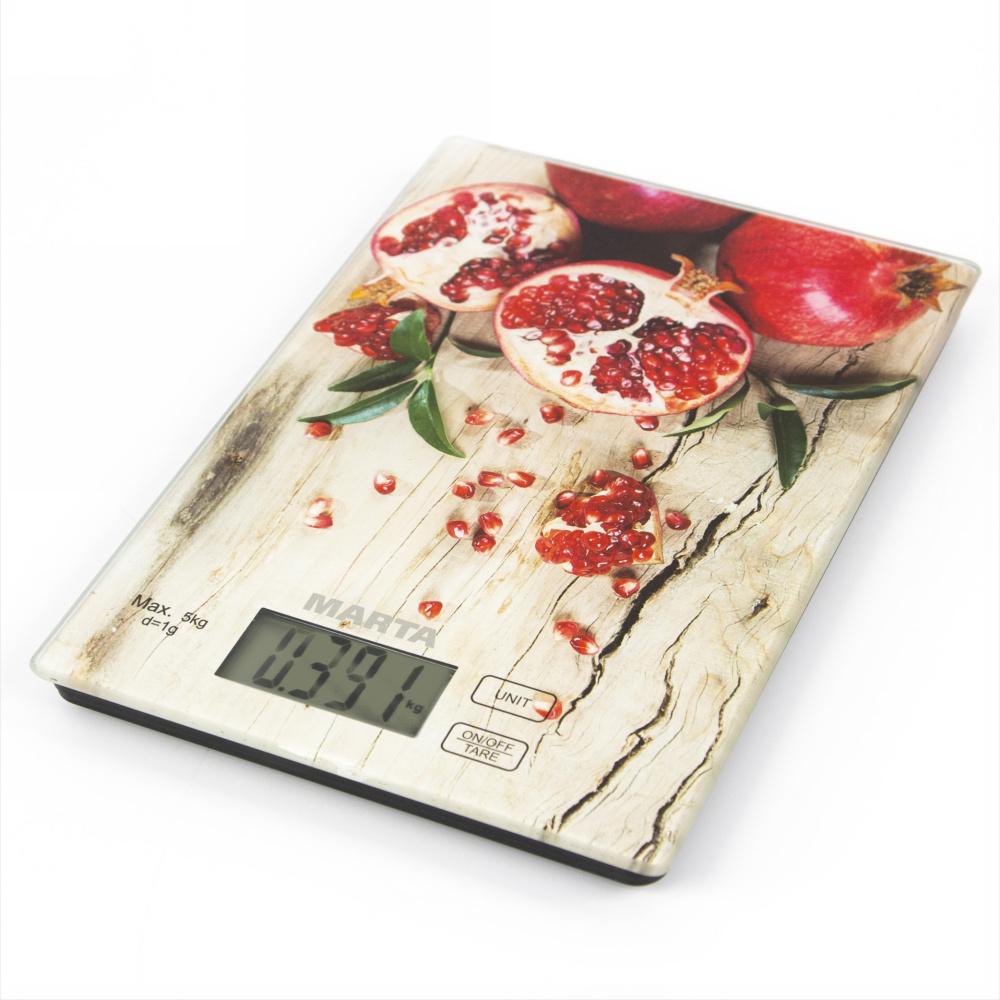 Кухонные весы MT-1636