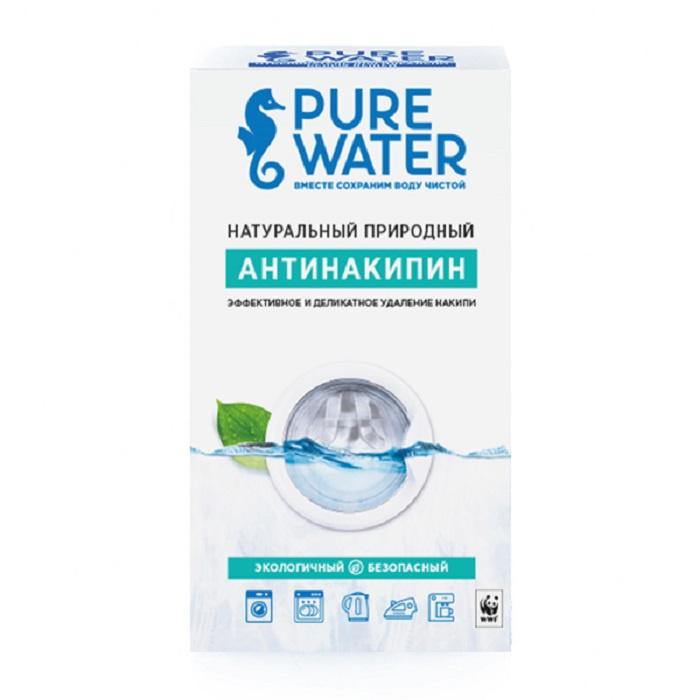 Средство для смягчения воды Pure water Антинакипин природный 400 г
