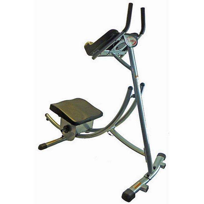 Тренажер для отдельных групп мышц Sport Elite SE-9105, серебристый тренажер для пресса wonder core smart вандер кор смарт
