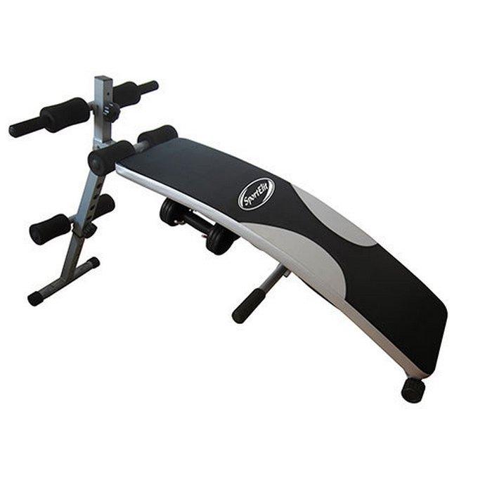 Тренажер для отдельных групп мышц Sport Elite SE-510, черный, серый