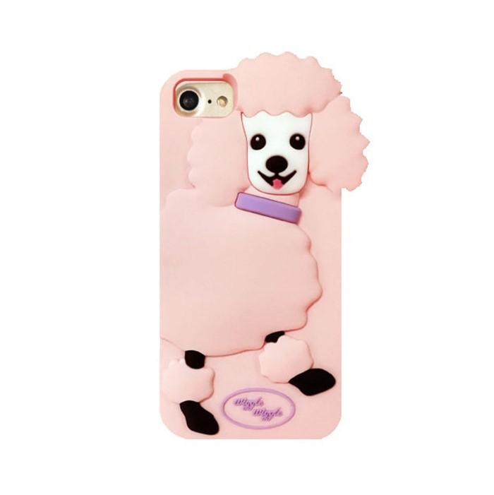 Чехол для сотового телефона ZUP Wiggle для iPhone 7/8, розовый чехол для сотового телефона zup lord nermal для iphone xs max черный