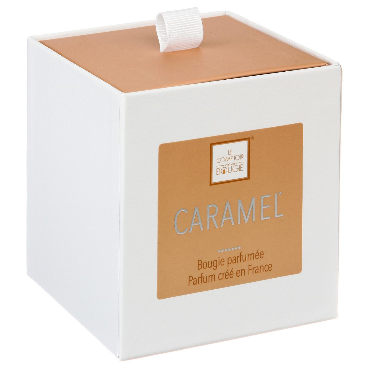"""Свеча ароматизированная Arome Enjoy 145303F145303Fаромат """"Карамель""""Нежные, сладкие нотки карамели – желанные гости как в женской, так и мужской парфюмерии. Всеми любимый моно аромат дарит воспоминания беззаботного детского праздника и обладает сладким и насыщенным вкусом с ощутимой нотой ванили и жжёного сахара. Он незаметно растворит депрессию и стресс, наполнит положительными эмоциями, поможет обрести приятное чувство защищенности.время горения: 47 часов"""