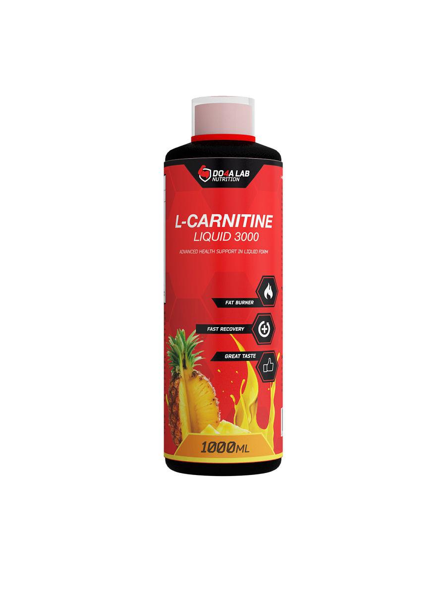 Карнитин (L-карнитин) Do4a Lab DL0034, 1000 цена