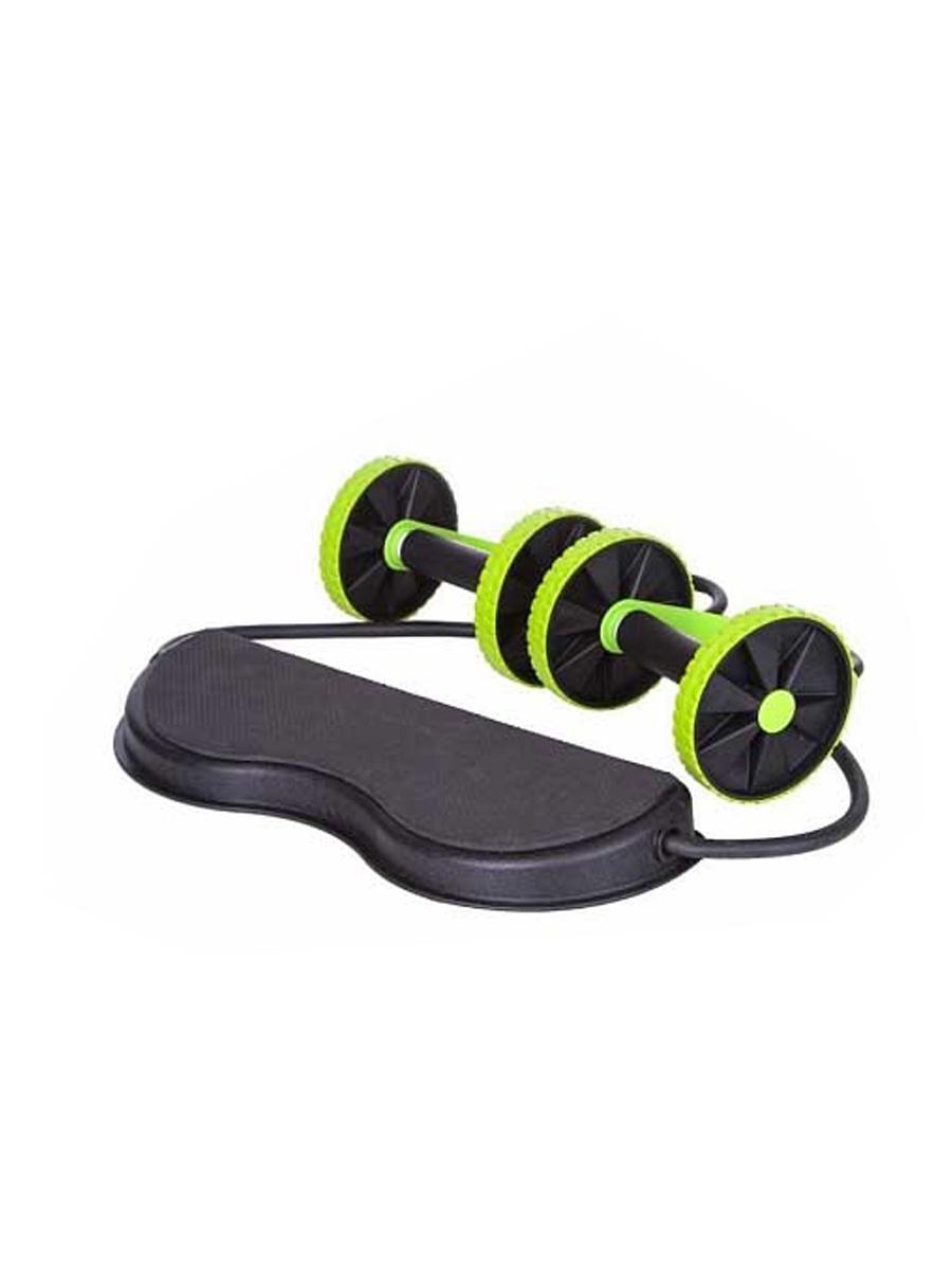 Мини-тренажер L.A.G 4605182040132, черный, зеленый тренажер для тела bradex фитнес тренер