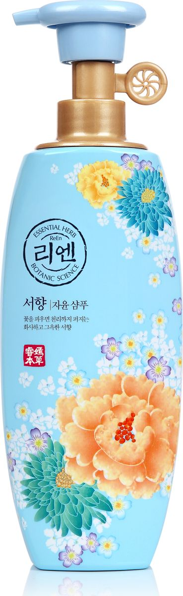 цена на Шампунь ReEn Perfume Seohyang, парфюмированный, для всех типов волос, 500 мл