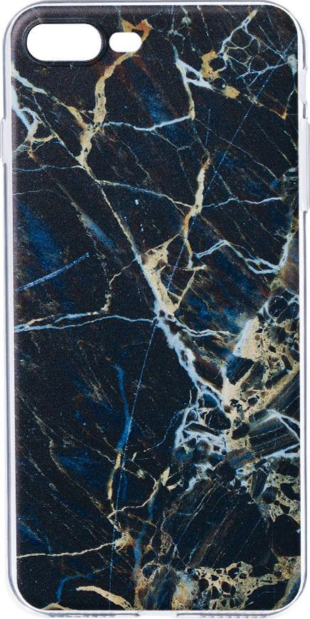 Чехол AnyCase Art Case для Apple iPhone 7/8 Plus, Minerals 2, прозрачный
