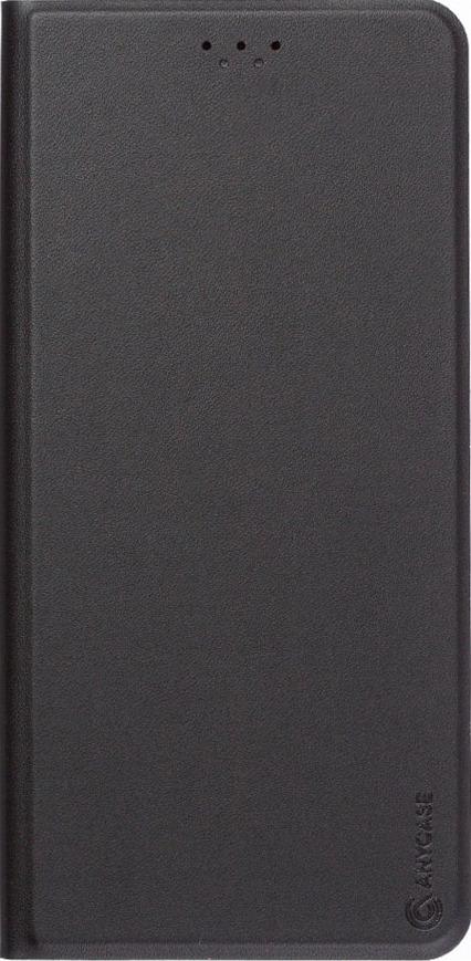 Чехол-книжка AnyCase для Huawei Y6 2018, черный