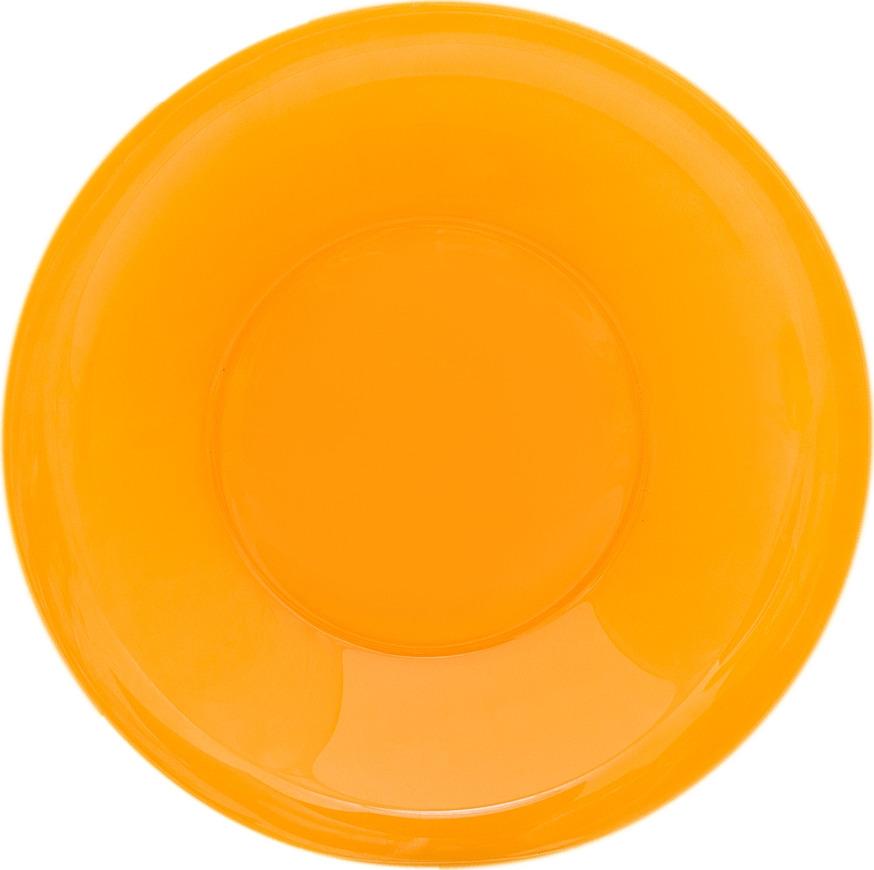 купить Тарелка глубокая Luminarc Amбиантэ, L6256, оранжевый, диаметр 21 см по цене 128 рублей
