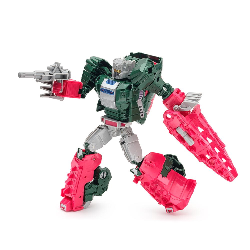 """Робот-трансформер FindusToys """"Крокодил"""", J 8058 A"""