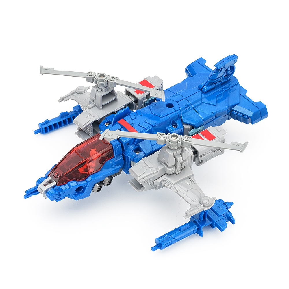 """Робот-трансформер FindusToys """"Вертолет"""", J 8058 D"""