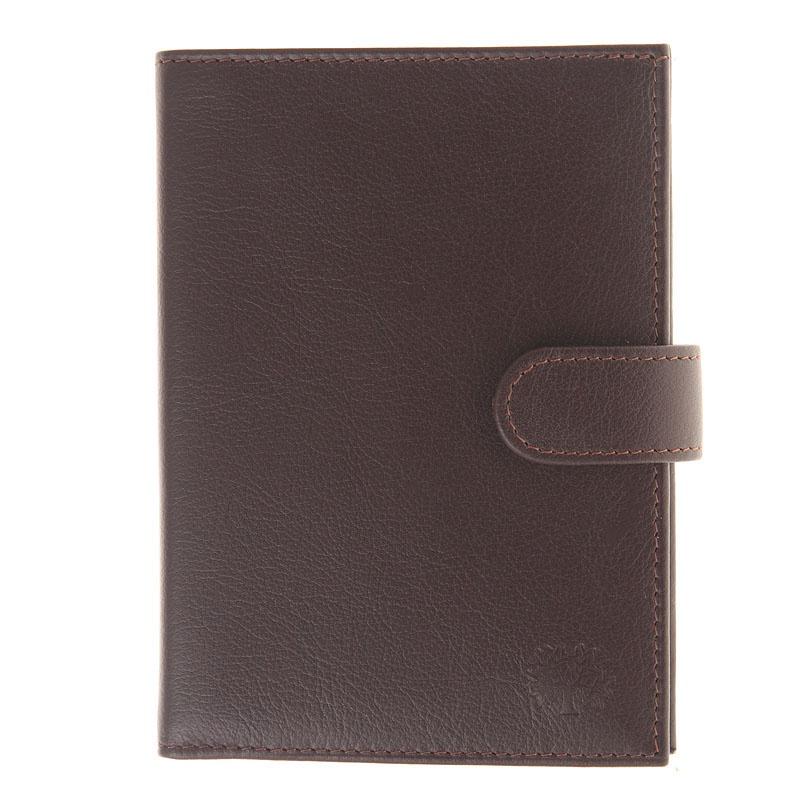 Бумажник водителя QOPER Bifold drive 2, коричневый цены