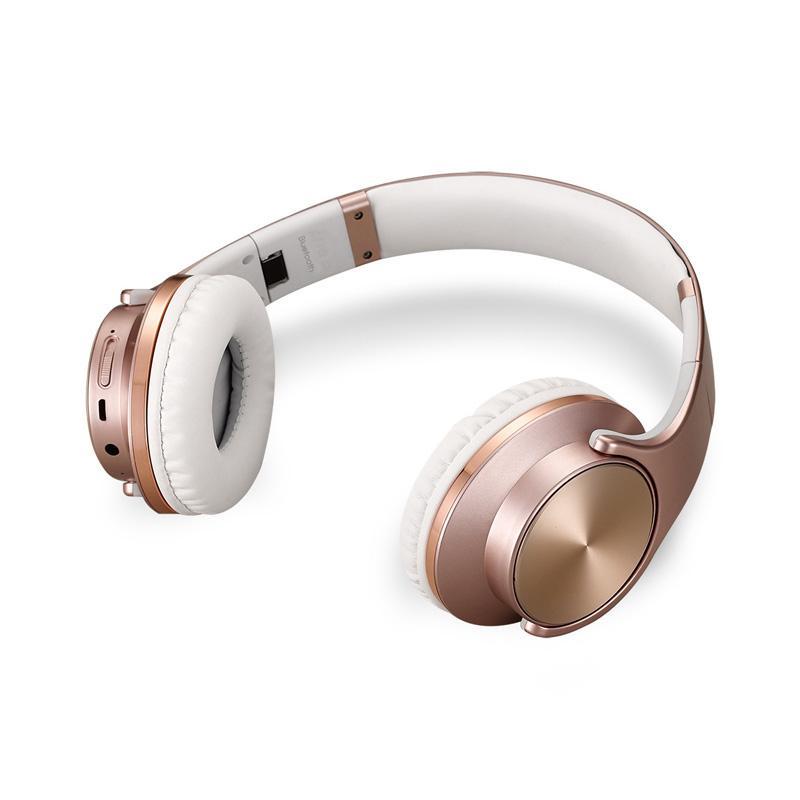 Беспроводные наушники Sodo MH1, розовый, светло-розовый jbl clip2 music box 2 bluetooth портативный динамик стерео мини стерео колонки
