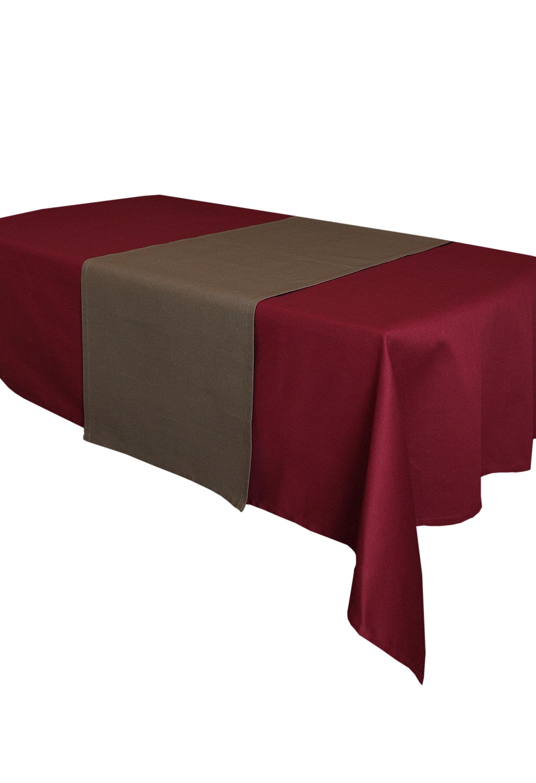 Дорожка для стола Naturel 45х150 Однотонная коллекция, темно-серый дорожка для стола naturel 45х150 однотонная коллекция бежевый