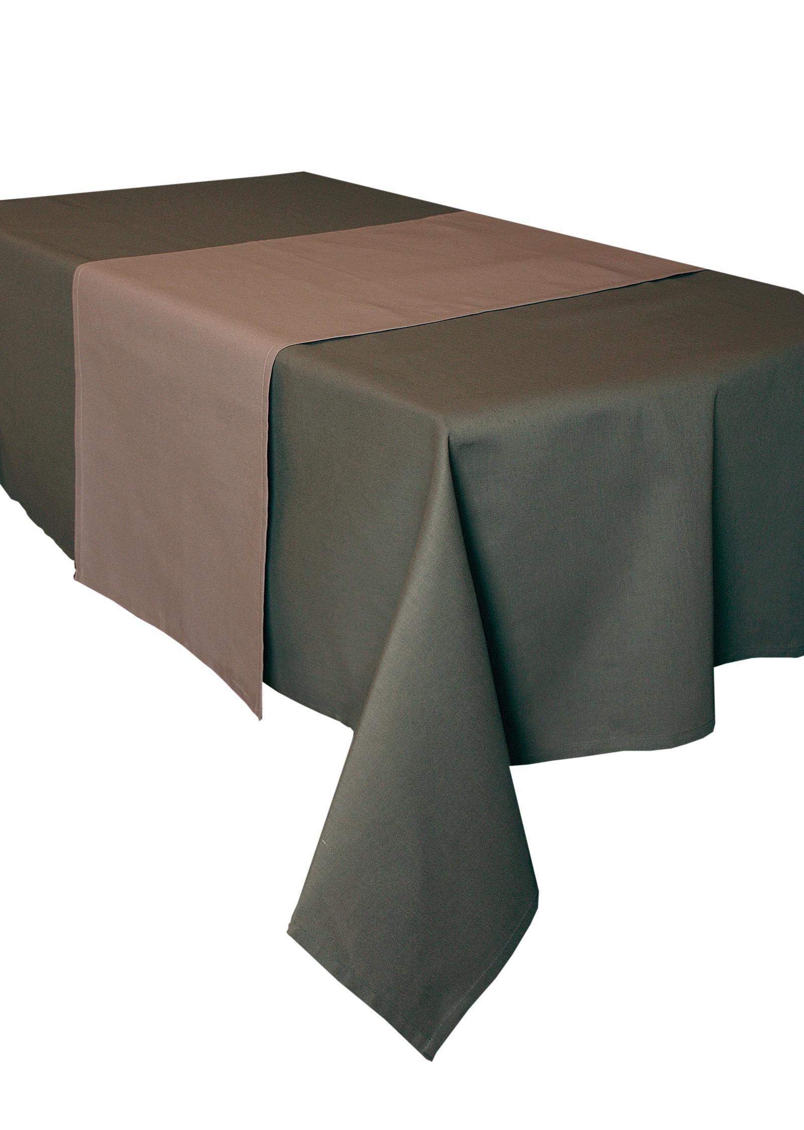 Дорожка для стола Naturel 45х150 Однотонная коллекция, серый дорожка для стола naturel 45х150 однотонная коллекция бежевый