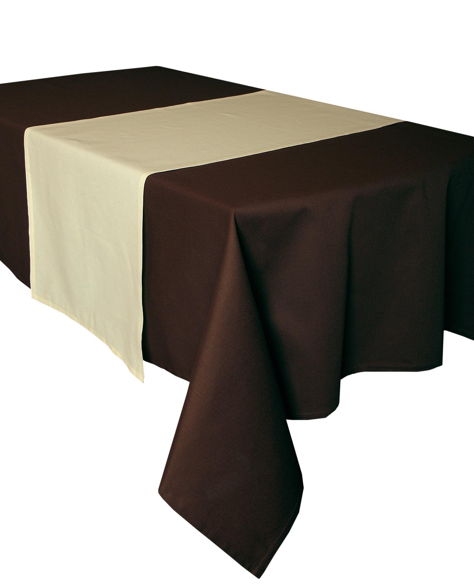 Дорожка для стола Naturel 45х150 Однотонная коллекция, светло-бежевый дорожка для стола naturel 45х150 однотонная коллекция бежевый