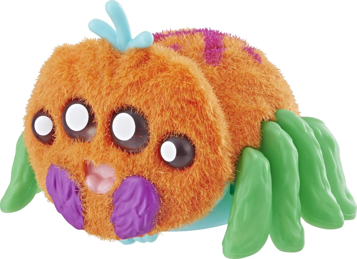 "Интерактивная игрушка Yellies ""Паучок""Toots, E5064 E5784"