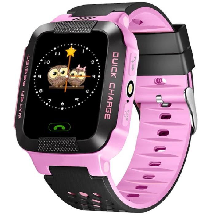 Умные часы ZDK Y21G, черный, розовый умные часы ginzzu® gz 701 black 50м android ios bluetooth мониторинг сна калорий физ активности