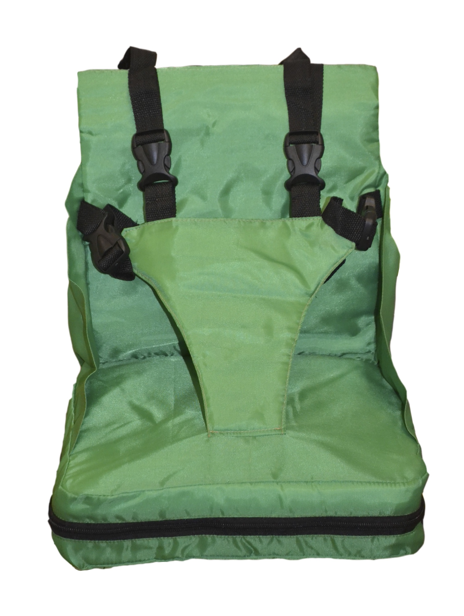 Стульчик для кормления Мирти Стульчик-бустер для кормления TravelSeat зеленый